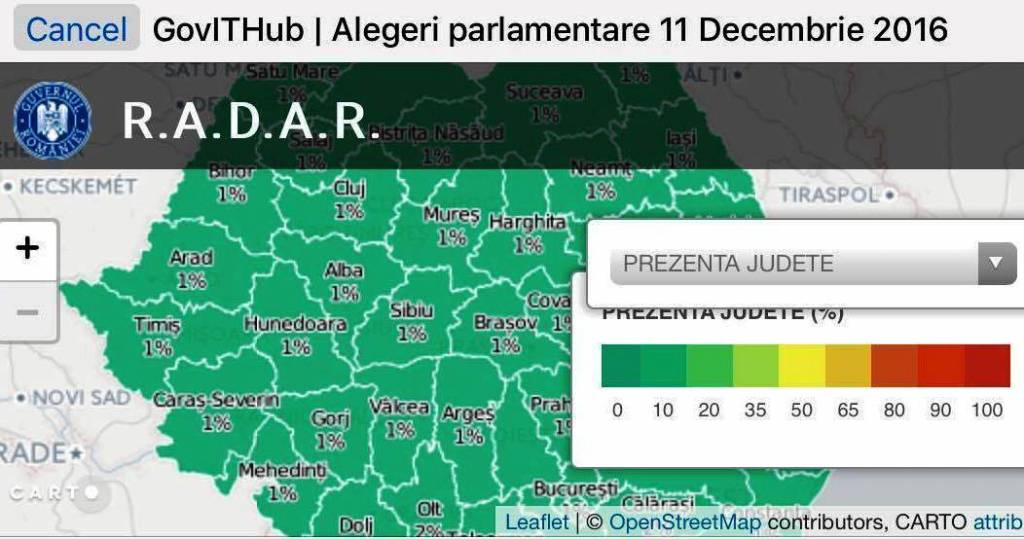 ALEGERI LOCALE 2016 REZULTATE OFICIALE Arad: Gheorghe...  |Alegeri Arad