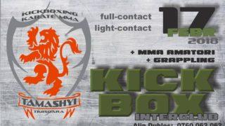 Kick-Interclub-Timisoara