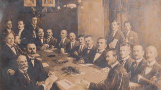 Prima-conducere-romaneasca-a-Aradului_1919